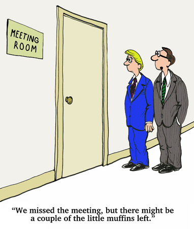 participation: Missed the Meeting