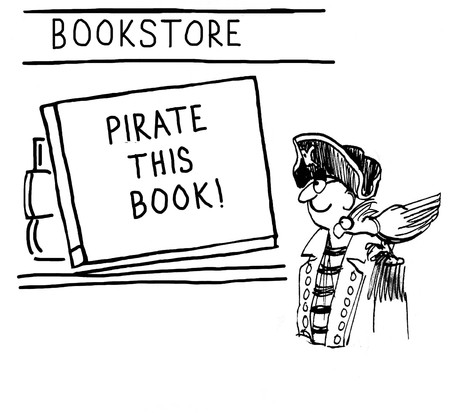 thrilled: Pirate This Book