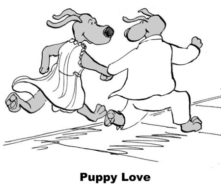 humour: Puppy Love