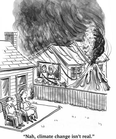 neighbor: Climate Change