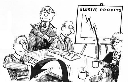 turnaround: Elusive Profits