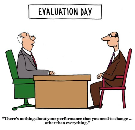 Bewertung Day Standard-Bild