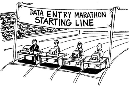 Data Entry Marathon
