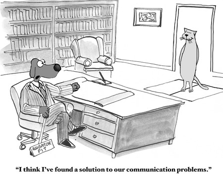 problem: Communication Problem