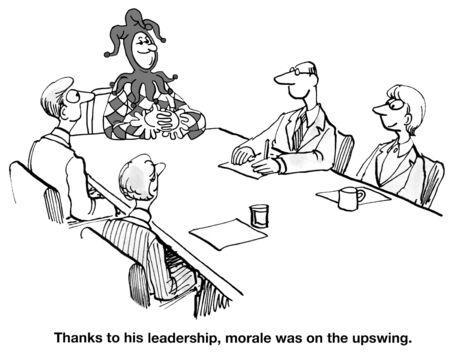 morale: Morale On Upswing