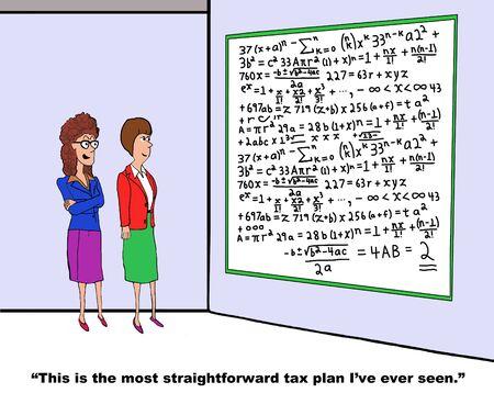owe: Tax Plan