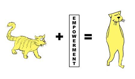 empowerment: Empowerment Stock Photo