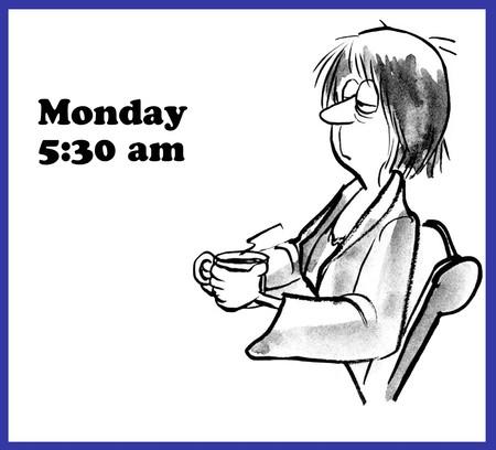 monday: Monday Morning