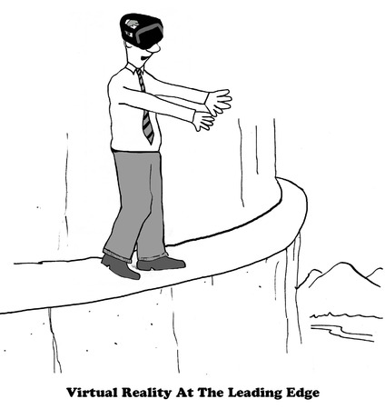 it tech: Virtual Reality