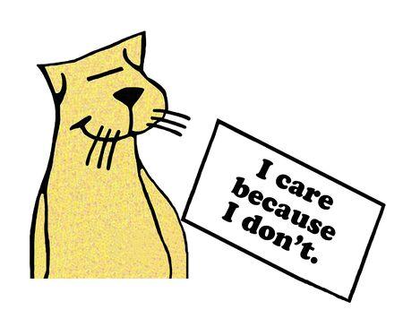 gag: Cat Cares