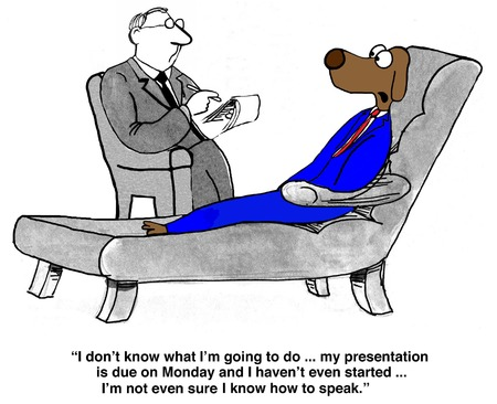 Presentation is Late