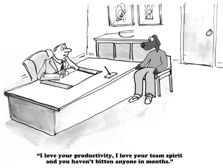 gag: Performance Review