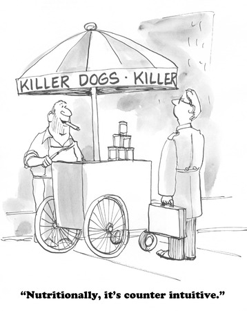 preservatives: Killer Hot Dogs