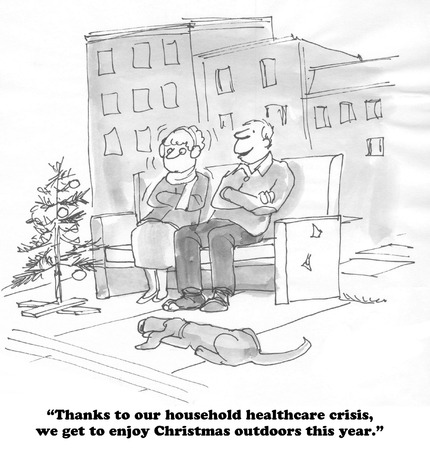 medical bills: Homeless Couple