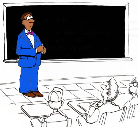 requirements: language teacher with course requirements