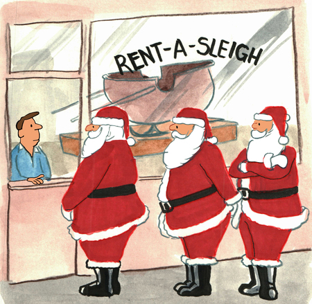 rent: Rent a sleigh