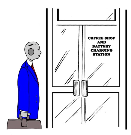Caution, Doors Do Not Open for the unemployed.