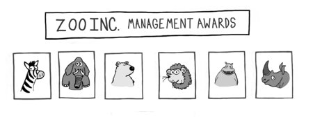 Zoo Corporation has awards for top animals