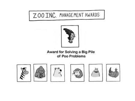 Zoo Corporation has awards for top managers