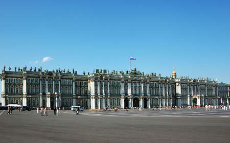 st petersburg: The winter palace,St. Petersburg