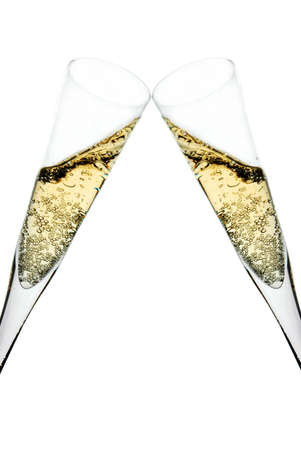 brindis champan: brindis de champ�n  Foto de archivo