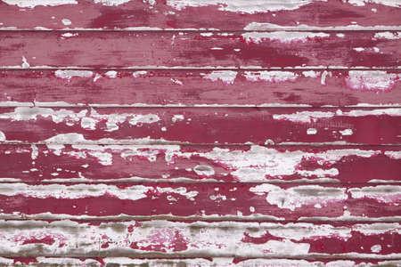 Paint peeling on a door. Imagens