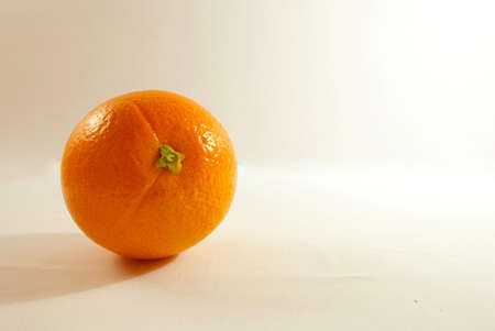 conformance: Orange on silver background
