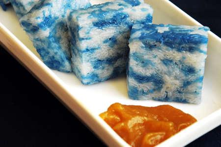Asian delicacy, Nyonya kueh - Pulut Tai Tai