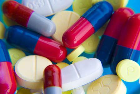 A group of pills
