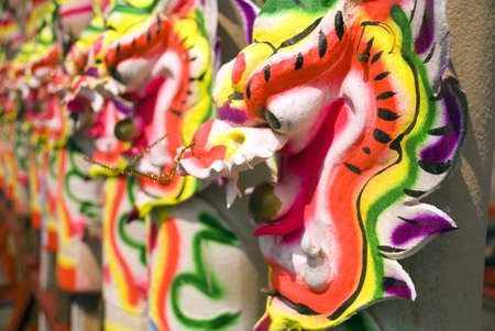 A few stands of dragon joss stick Stock Photo - 3474138