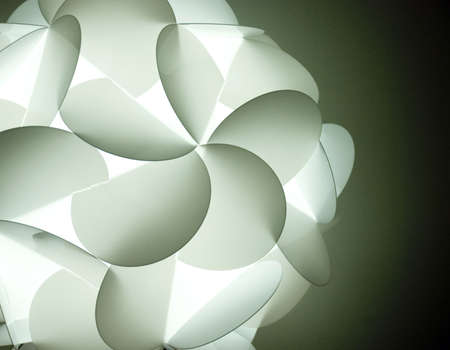 avant: Interior designer light - origami ornament
