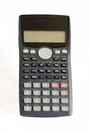 scientific calculator Stock Photo - 3669564