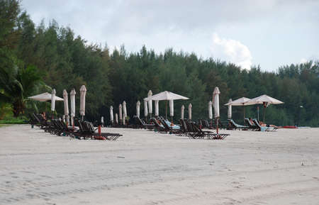 Beach Landscape at Langkawi Island - Tanjung Rhu photo