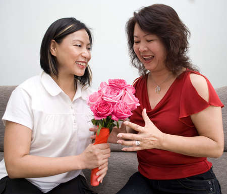 Flower for mother