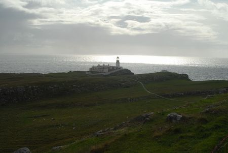 Isle of Sky Lighthouse photo