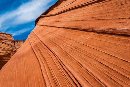 paria: The Wave, Coyote Buttes, Paria Canyon-Vermillion Cliffs Wilderness Area, Arizona, USA