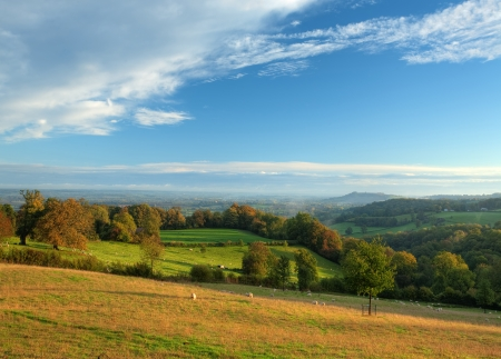worcestershire: Rural Cotswolds