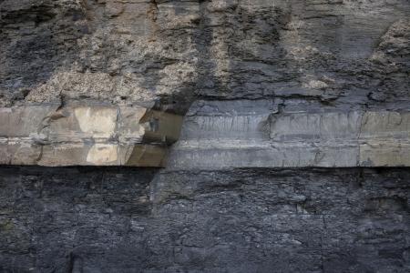 rock strata: Rock strata, Jurassic Coastline, Dorset, England