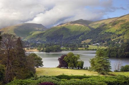Grasmere, the Lake District, Cumbria, England Stock Photo - 24521079