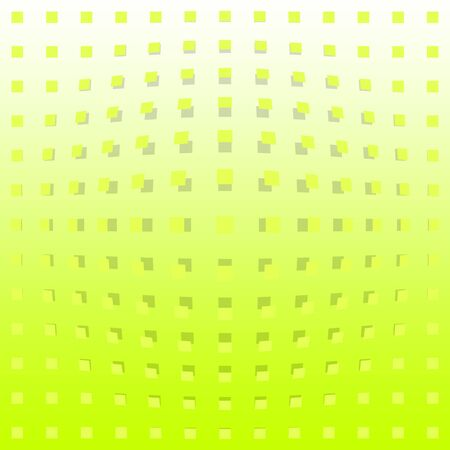 expanding: Expanding 3D effect squares pattern.