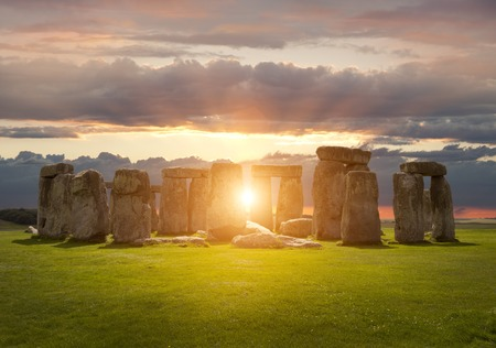 scheduled: Stonehenge, Wiltshire, England.