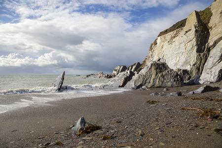 cove: Ayrmer Cove, Devon, England