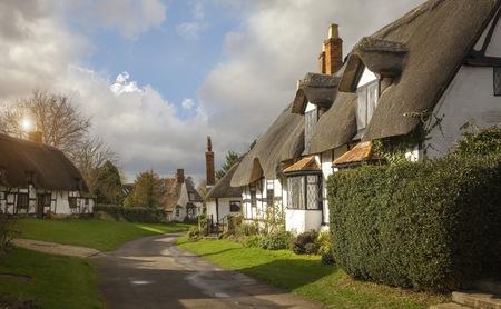 Duck Lane, Welford on Avon, Warwickshire, England