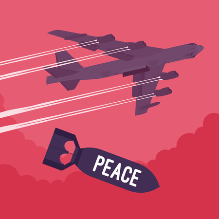 bomber: Bomber and Peace bombing