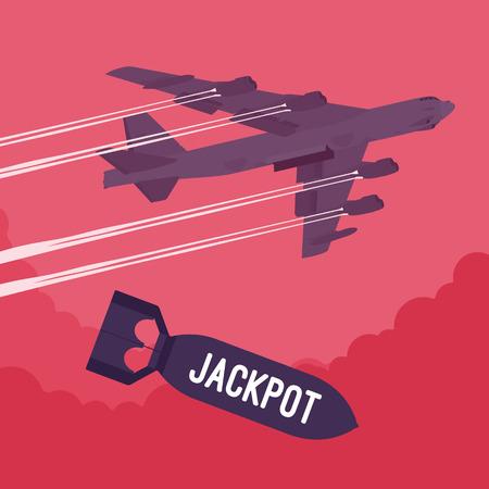 bomber: Bomber and Jackpot bombing