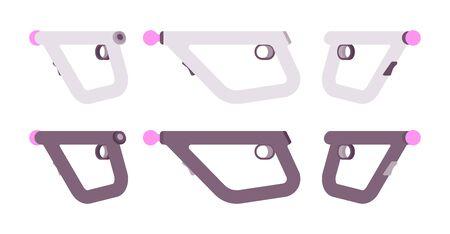 VR aim controller set