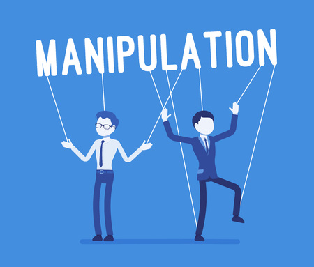 String manipulation puppet people