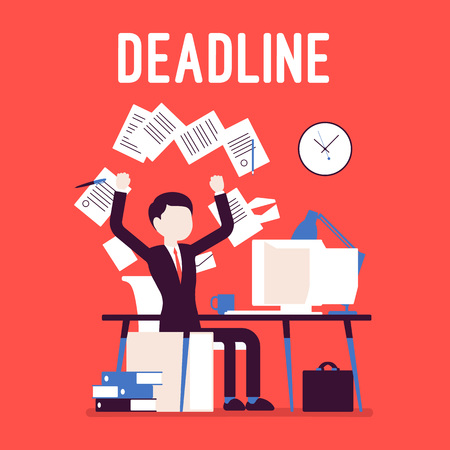 Deadline in paper work