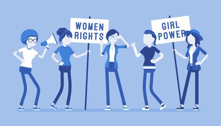 Feminists social movement