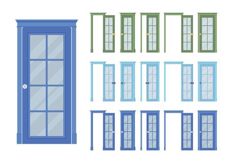 e4a736667134 Doors classic set